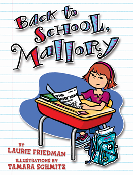 Back to School, Mallory, Friedman, Laurie