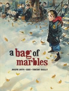 A Bag of Marbles: The Graphic Novel, Joffo, Joseph