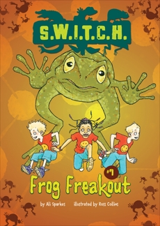 Frog Freakout, Sparkes, Ali