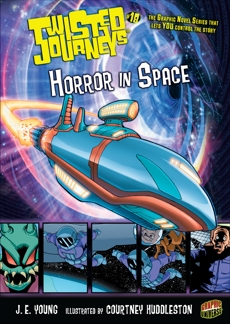 Horror in Space: Book 18, Young, Janine