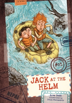 Jack at the Helm, Doan, Lisa