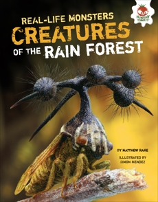 Creatures of the Rain Forest, Rake, Matthew