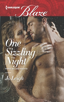 One Sizzling Night, Leigh, Jo