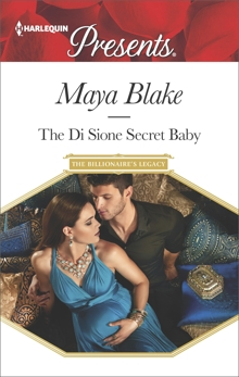 The Di Sione Secret Baby: A Secret Baby Romance