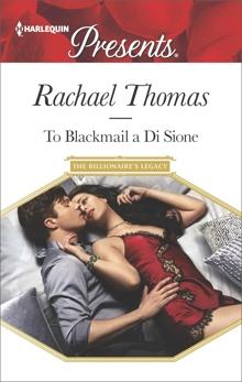 To Blackmail a Di Sione, Thomas, Rachael