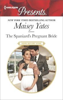 The Spaniard's Pregnant Bride, Yates, Maisey
