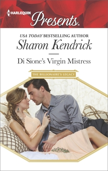 Di Sione's Virgin Mistress: An Emotional and Sensual Romance, Kendrick, Sharon