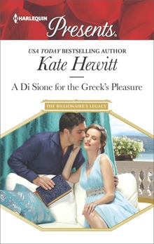A Di Sione for the Greek's Pleasure, Hewitt, Kate