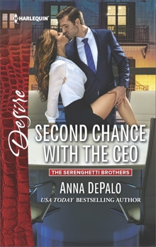 Second Chance with the CEO, DePalo, Anna