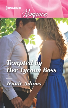 Tempted by Her Tycoon Boss, Adams, Jennie