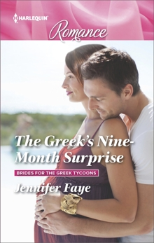 The Greek's Nine-Month Surprise, Faye, Jennifer