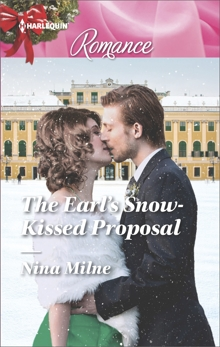 The Earl's Snow-Kissed Proposal, Milne, Nina
