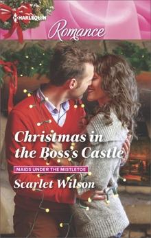 Christmas in the Boss's Castle, Wilson, Scarlet