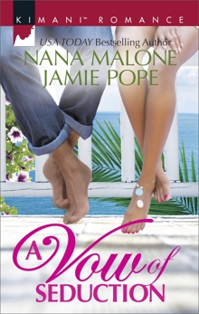 A Vow of Seduction: An Anthology, Malone, Nana & Pope, Jamie