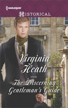The Discerning Gentleman's Guide: A Regency Historical Romance, Heath, Virginia