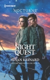 Night Quest, Krinard, Susan