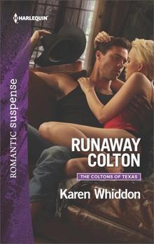 Runaway Colton, Whiddon, Karen