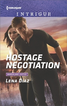 Hostage Negotiation, Diaz, Lena