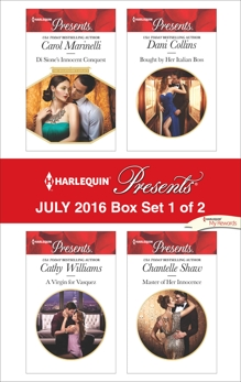 Harlequin Presents July 2016 - Box Set 1 of 2: An Anthology, Shaw, Chantelle & Williams, Cathy & Marinelli, Carol & Collins, Dani