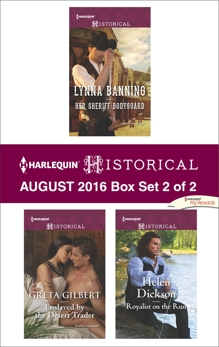 Harlequin Historical August 2016 - Box Set 2 of 2: An Anthology