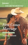 First Comes Marriage: A Clean Romance, Sasson, Sophia