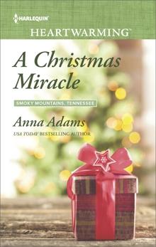 A Christmas Miracle: A Clean Romance, Adams, Anna