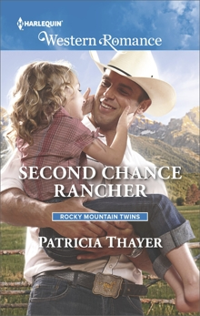 Second Chance Rancher, Thayer, Patricia