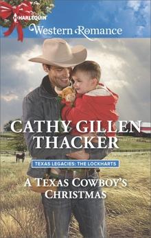 A Texas Cowboy's Christmas, Thacker, Cathy Gillen