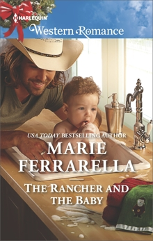 The Rancher and the Baby, Ferrarella, Marie