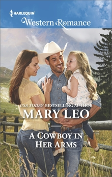 A Cowboy in Her Arms, Leo, Mary