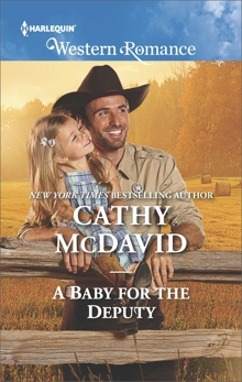 A Baby for the Deputy: A Single Dad Romance, McDavid, Cathy