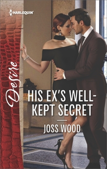 His Ex's Well-Kept Secret, Wood, Joss