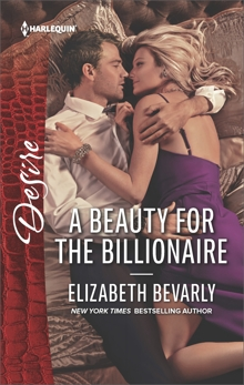 A Beauty for the Billionaire, Bevarly, Elizabeth