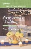 New Year's Wedding: A Clean Romance, Jensen, Muriel