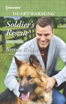 Soldier's Rescue: A Clean Romance, Krahn, Betina