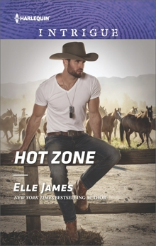 Hot Zone: A Suspenseful Story in Wild Wyoming, James, Elle