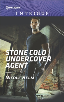 Stone Cold Undercover Agent: A Thrilling FBI Romance, Helm, Nicole