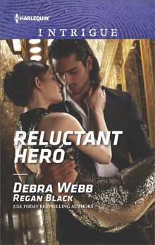Reluctant Hero, Webb, Debra & Black, Regan