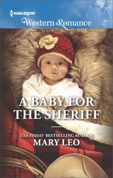 A Baby for the Sheriff, Leo, Mary