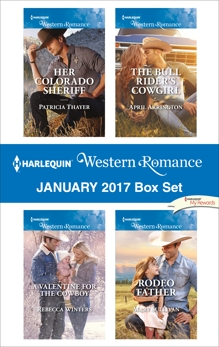 Harlequin Western Romance January 2017 Box Set: An Anthology, Winters, Rebecca & Sullivan, Mary & Thayer, Patricia & Arrington, April