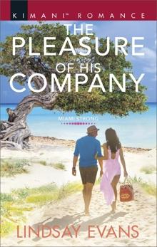 The Pleasure of His Company, Evans, Lindsay