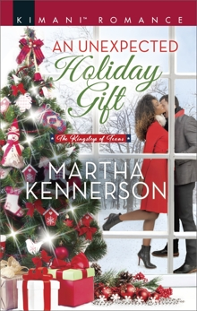 An Unexpected Holiday Gift, Kennerson, Martha