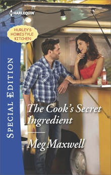 The Cook's Secret Ingredient, Maxwell, Meg