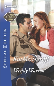 Kiss Me, Sheriff!, Warren, Wendy