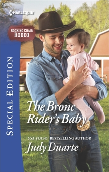 The Bronc Rider's Baby, Duarte, Judy