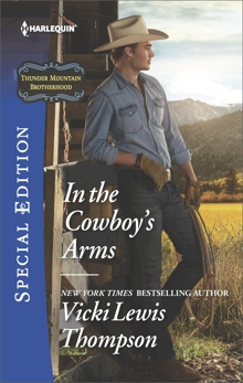 In the Cowboy's Arms, Thompson, Vicki Lewis