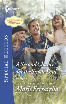A Second Chance for the Single Dad, Ferrarella, Marie