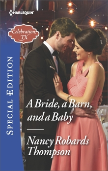 A Bride, a Barn, and a Baby, Thompson, Nancy Robards