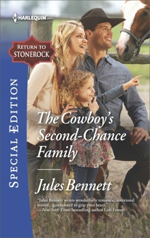 The Cowboy's Second-Chance Family, Bennett, Jules