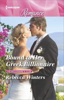 Bound to Her Greek Billionaire, Winters, Rebecca